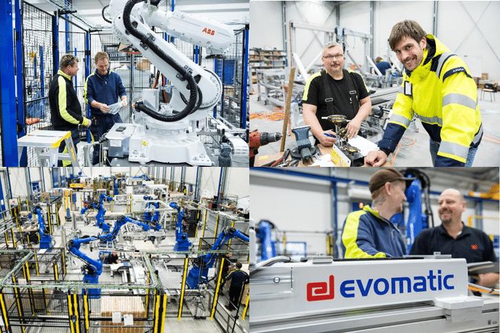 Vi söker erfaren programmerare av PLC- och robotsystem till Karlshamn.