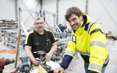 Vi söker projektledare till vår verksamhet i Karlshamn.
